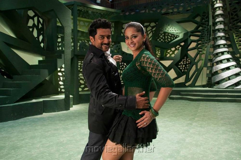 Suriya Movie Stills Photos Wallpapers: Suriya, Anushka Shetty In Singam 2 Movie
