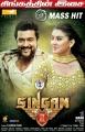 Suriya, Hansika Motwani in Singam 2 Movie Release Posters