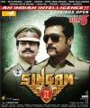 Vivek, Suriya in Singam 2 Movie Release Posters