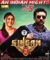 Suriya, Hansika in Singam 2 Movie Release Posters
