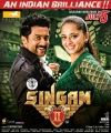 Suriya, Anushka in Singam 2 Movie Release Posters