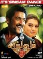 Suriya, Hansika Motwani in Singam 2 Tamil Movie Release Posters