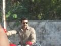 Actor Suriya at Singam 2 Movie On Location Stills