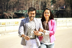 S3 Suriya Anushka Pictures