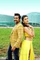 Suriya, Shruti Hassan in Singam 3 Tamil Movie Stills