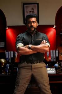 Actor Suriya in S3 Tamil Movie Stills