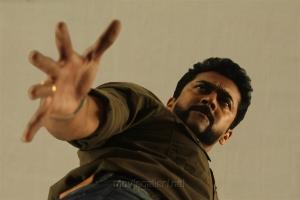 Actor Suriya in Singam 3 Tamil Movie Stills