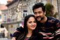 Anushka, Suriya in Singam 3 Tamil Movie Stills