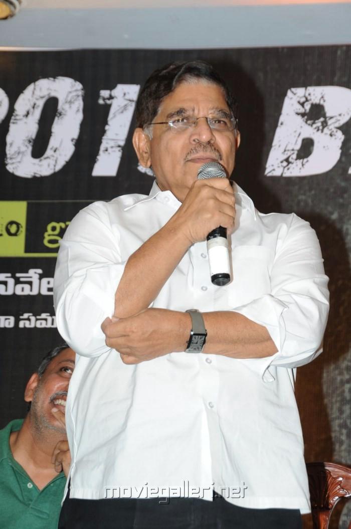 Allu Aravind at Singam (Yamudu-2) Success Meet Stills