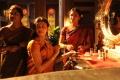 Actress Abhinaya in Singamagan Movie Stills