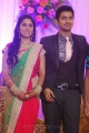 Singer Priyanka MK Balaji Wedding Reception Photos