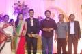 Harish Raghavendra at Singer MK Balaji Priyanka Wedding Reception Photos