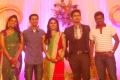 Singer Krish at MK Balaji Priyanka Wedding Reception Photos