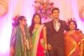 AR Reihana @ Singer MK Balaji Priyanka Wedding Reception Photos