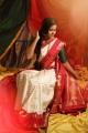 Telugu Singer Smitha in Saree Photoshoot Stills for Aalayam 2014