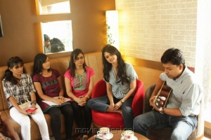 Suchitra at The Lounge Journals Event Stills