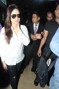 Kareena Kapoor @ Singham Returns Press Meet at Radisson Blu Plaza, Hyderabad