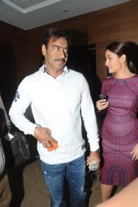 Ajay Devgan, Kareena Kapoor @ Singham Returns Press Meet at Radisson Blu Plaza, Hyderabad