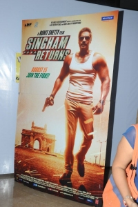 Singham Returns Press Meet at Radisson Blu Plaza, Hyderabad