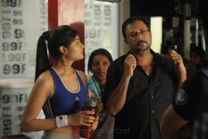 Sippai Movie On Location Photos