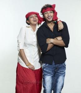 Lakshmi Menon, Gautham Karthik in Sippai Movie First Look Stills
