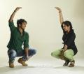 Gautham Karthik, Lakshmi Menon in Sippai Movie First Look Photoshoot Images