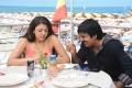 Kajal Agarwal, Ravi Teja in Sir Vacharu Telugu Movie Stills