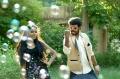 Soumya, VR Vinayak in Sirikka Vidalama Movie Stills