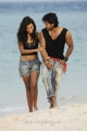 Ram Charan and Neha Sharma in Siruthai Puli Movie Stills