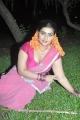 Actress Babilona Hot in Siruvani Movie Location