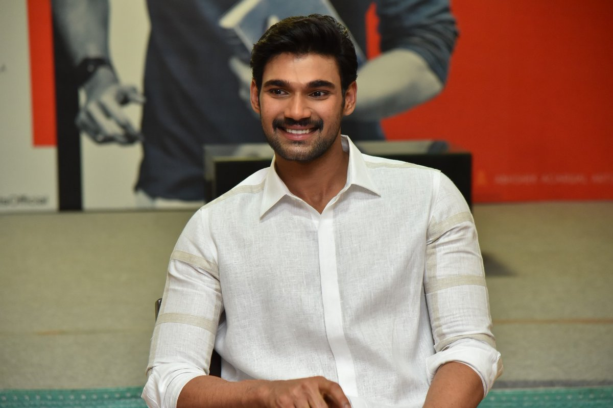 Sita Movie Hero Bellamkonda Sai Srinivas Interview Stills