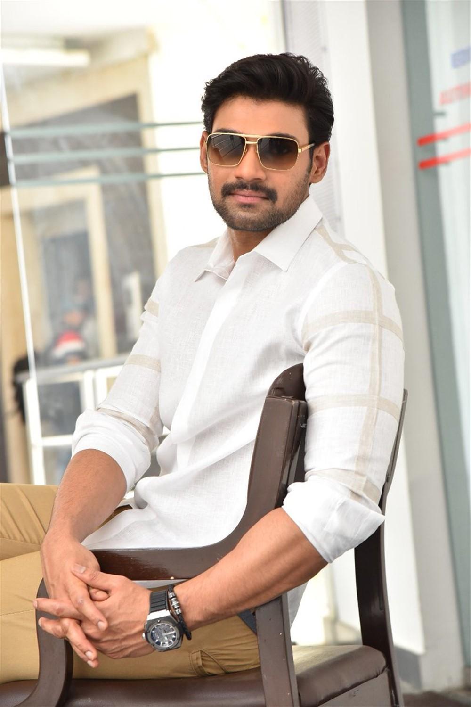 Sita Movie Actor Bellamkonda Sreenivas Interview Stills