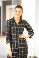 Actress Kajal Agarwal Interview Pictures about Sita Movie