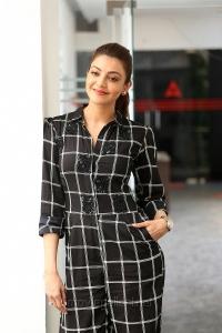 Sita Movie Actress Kajal Agarwal Interview Pictures HD