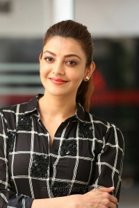 Sita Movie Heroine Kajal Aggarwal Interview Pictures HD