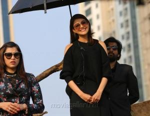 Actress Kajal Agarwal in Sita Movie Images HD