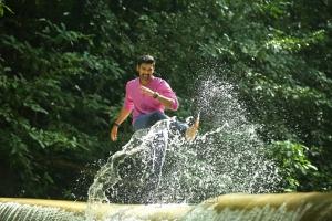 Actor Bellamkonda Srinivas in Sita Movie Images HD