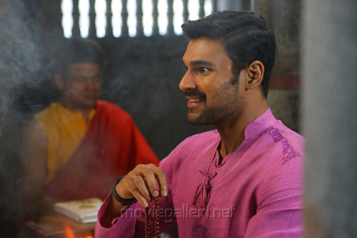 Actor Bellamkonda Srinivas in Sita Movie Images HD