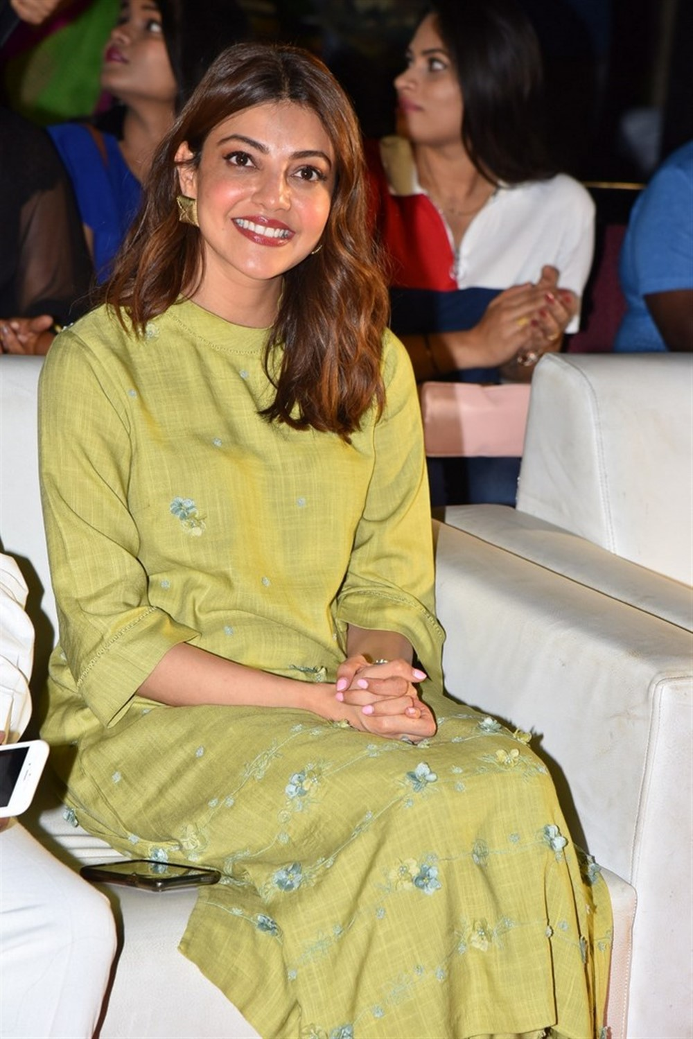 Actress Kajal Agarwal @ Sita Movie Khajuraho Beer Fest 2019 Photos