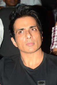 Actor Sonu Sood @ Sita Movie Pre Release Function Stills