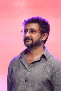 Director Teja @ Sita Movie Pre Release Function Stills