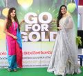 "Sita Narayan & Jenny Honey Launch of ""Go for Gold"" Offer at Great Eastern Appliances"
