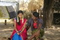 VMR, Sapna in Sittampatti Rettaikkaalai Tamil Movie Stills