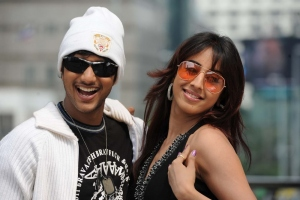 Jayanth, Sanjana in Siva Kesav Movie Photos