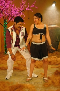 Srihari, Swetha Basu Prasad in Siva Kehsav Movie Stills