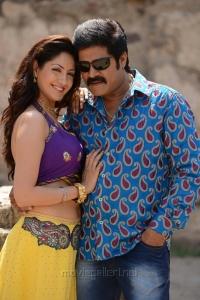 Gurlin Chopra, Srihari in Siva Kesav Movie Stills