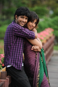 Jayanth, Sanjana in Siva Kesav Telugu Movie Stills