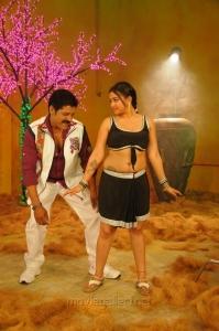Srihari, Swetha Basu Prasad in Siva Kesav Movie Stills