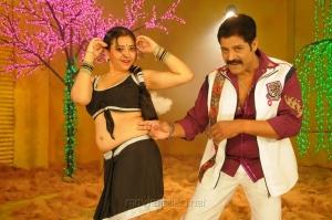 Swetha Basu Prasad, Srihari in Siva Keshav Movie Stills