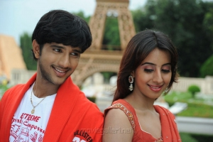Sanjana, Jayanth in Siva Kesav Movie Stills
